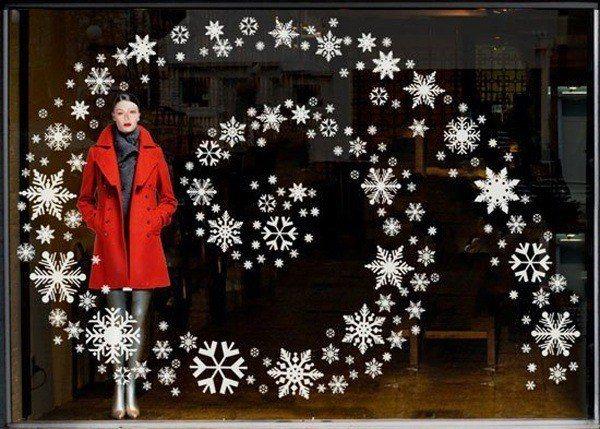 decoracion-navidad-escaparates-estrellas