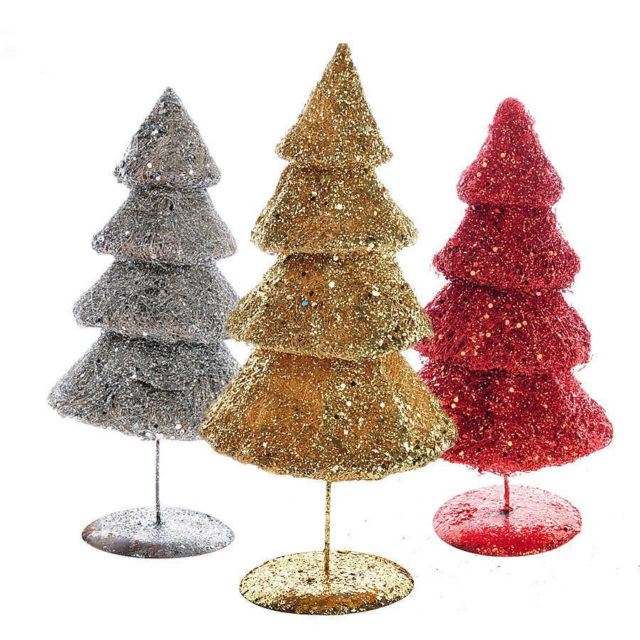 Artificial-Christmas-trees-of-colors