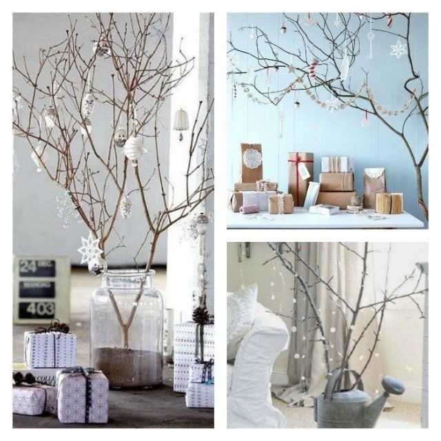 Trees-of-christmas-with-branches-dry-ideas