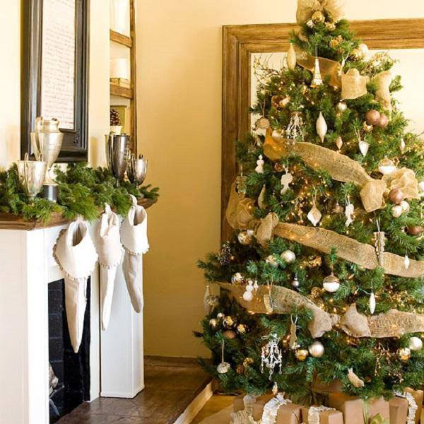 De 300 Fotos De Arboles De Navidad 2019 Decorados Y Originales