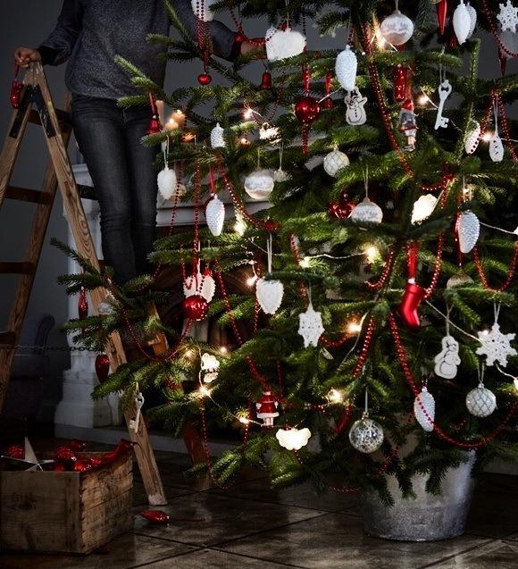 Christmas trees-ikea