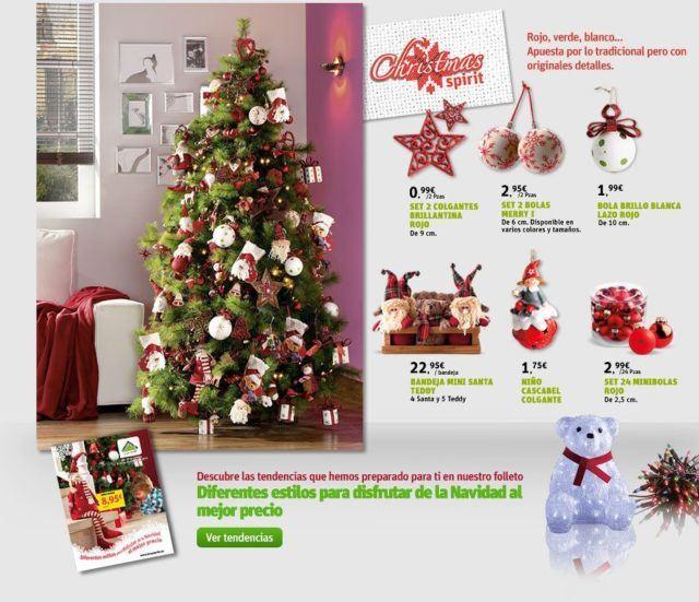 Trees-of-christmas-leroy-merlin-in-red