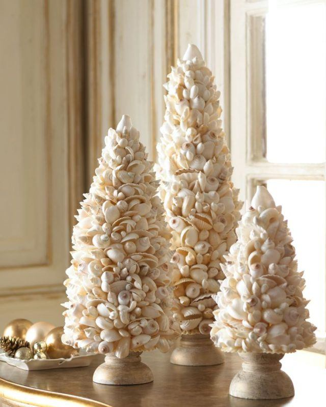 Christmas trees-small