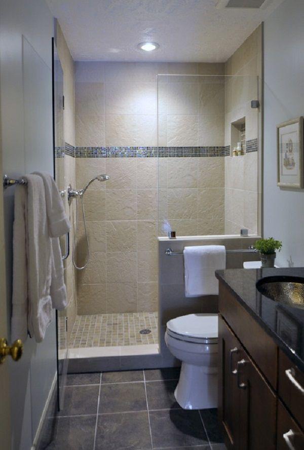Decorar Un Baño Con Ducha:de 120 ideas para baños modernos 2016