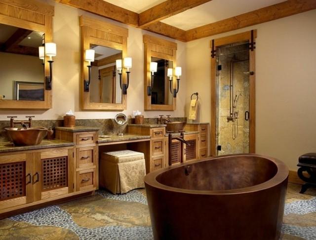 baños-rusticos-ideas-techos