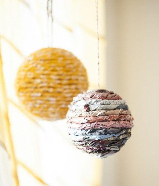 Recycled baubles