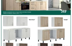 Catálogo Brico Depot Cocinas 2016 – 2017