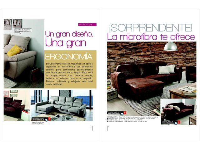 Sofa 2 plazas conforama sofa plazas conforama abril negro - Conforama valencia sofas ...