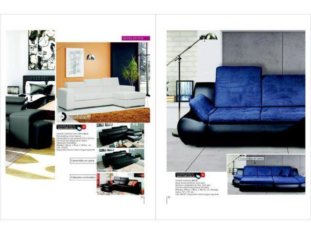 Colecci n de sof s 2017 tienda online de conforama for Sofa xxl conforama