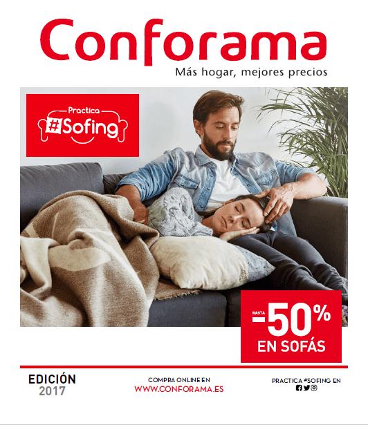 Colecci n de sof s 2017 tienda online de conforama - Sofas de piel conforama ...