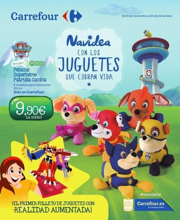 Cat logo de juguetes carrefour navidad 2017 for Piscinas carrefour catalogo 2016