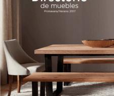 Catálogo El Corte inglés 2017 primavera verano | muebles y decoración