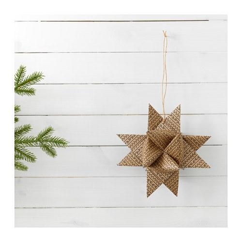 catalogo-ikea-navidad-2016-adorno-pared-estrella