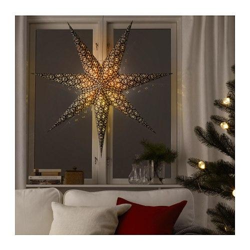 catalogo-ikea-navidad-2016-iluminacion-estrella-negro