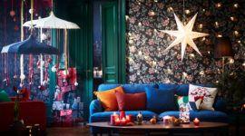 Adornos de Navidad Ikea 2017