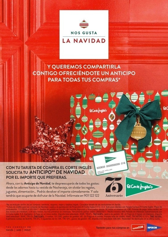 Christmas Catalogs.Toy Christmas Catalog El Corte Ingles 2019 Espaciohogar Com