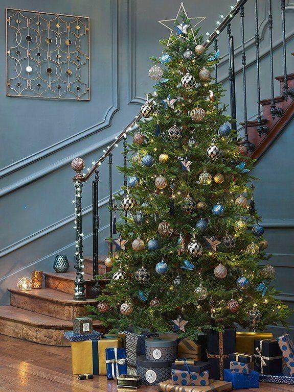 catalogo-navidad-2016-decoracion-arbol-elegante-maisons-du-monde