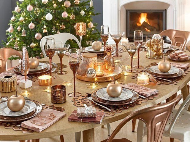 catalogo-navidad-2016-decoracion-mesa-ocre-maisons-du-monde