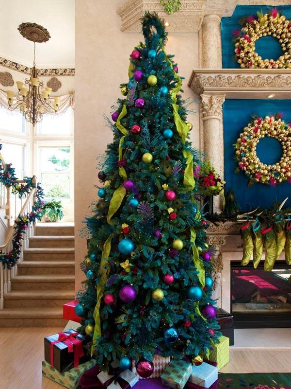 decoracion-de-arboles-de-navidad-bolas-guirnaldas