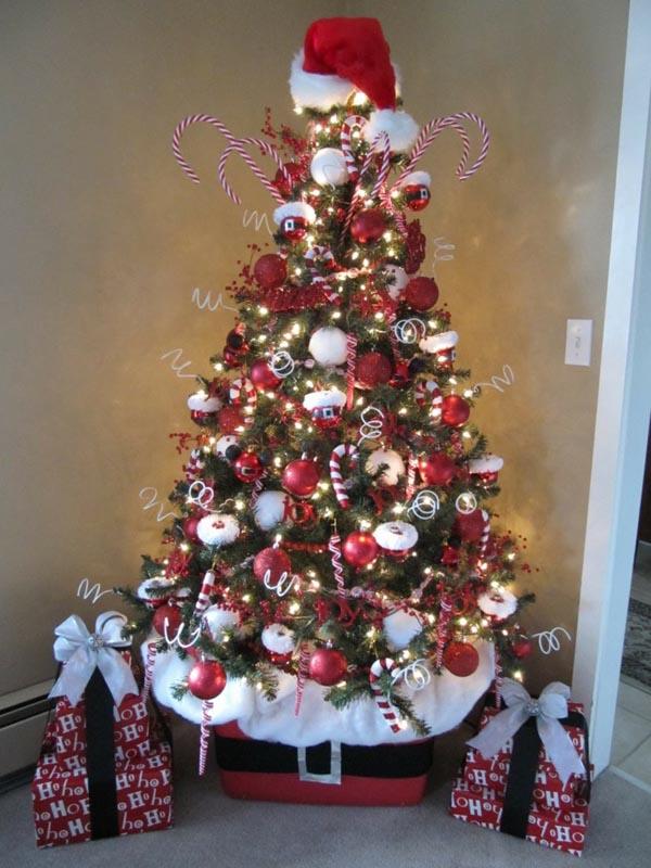 decoracion-de-arboles-de-navidad-caramelos-decorando