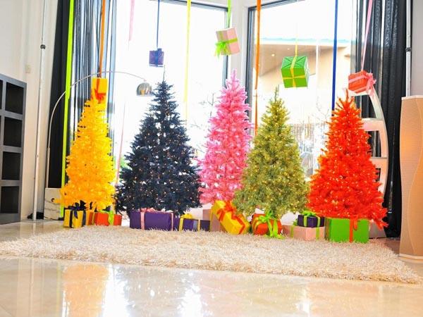 decoracion-de-arboles-de-navidad-colores-artificial