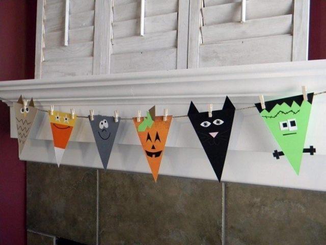decoracion-halloween-banderillas-deco-halloween-caras