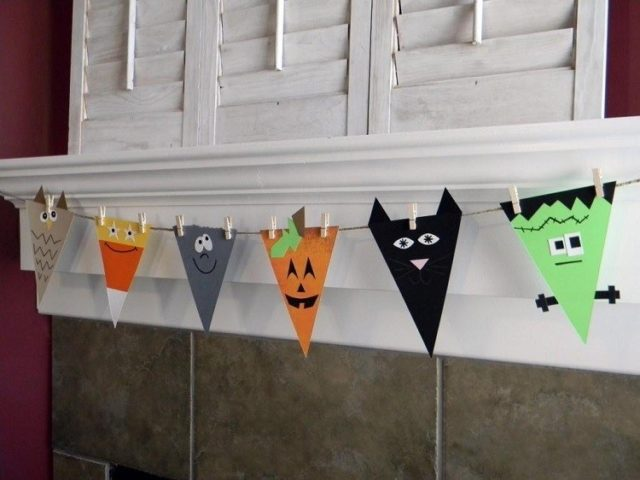decoracion-halloween-banderillas-deco-halloween-caras