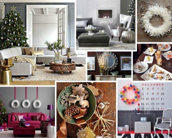 Manualidades Para El Hogar Navidad.De 300 Fotos Decoracion Navidad 2019 Decoracion Navidena
