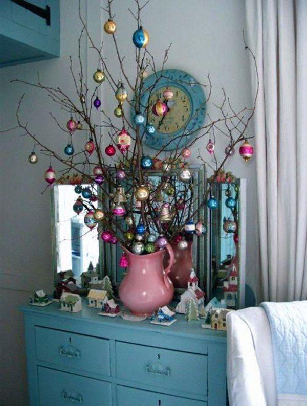 decoracion-navidad-vintage-arbol