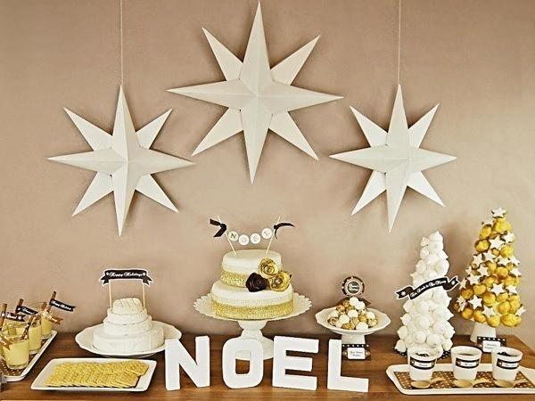 estrellas-de-navidad-colgando