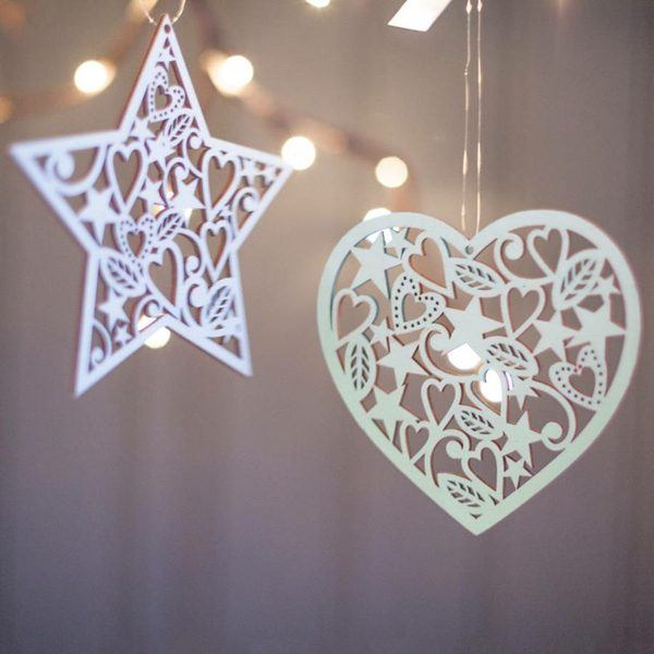 Christmas-Star-With-Heart