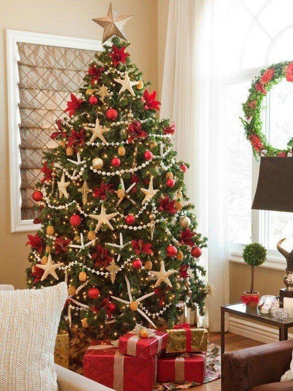 Golden-stars-of-christmas