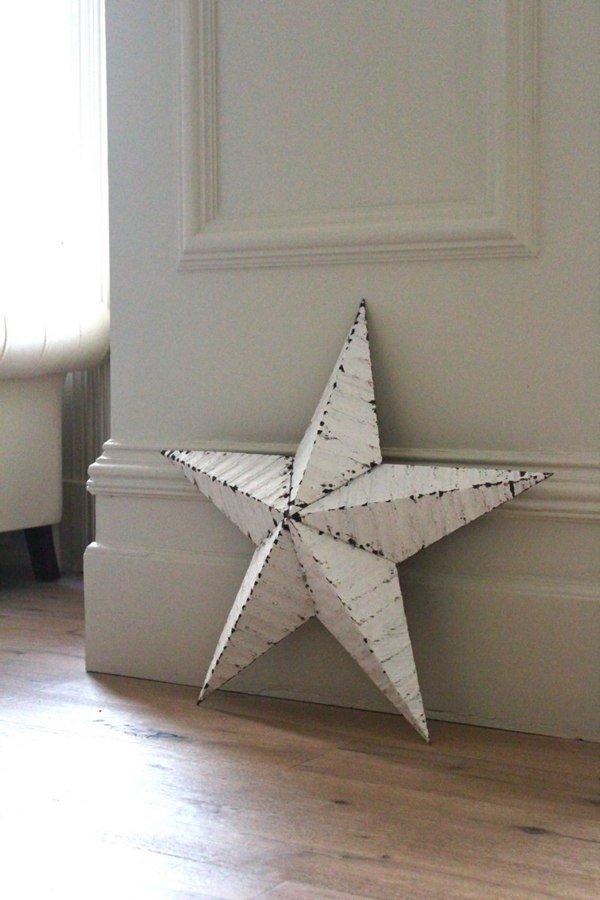 Christmas-star-wood-white