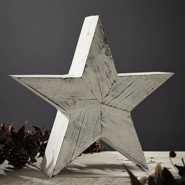 Stars-of-christmas-graffiti-of-white