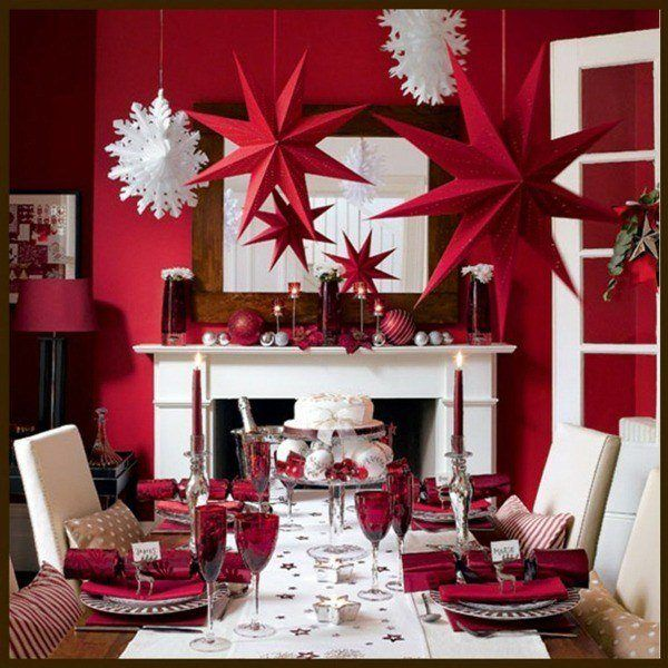 Red-christmas-stars