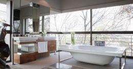 Más de 140 ideas para baños modernos 2018