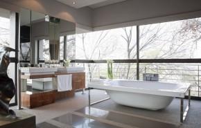 Más de 120 ideas para baños modernos 2016
