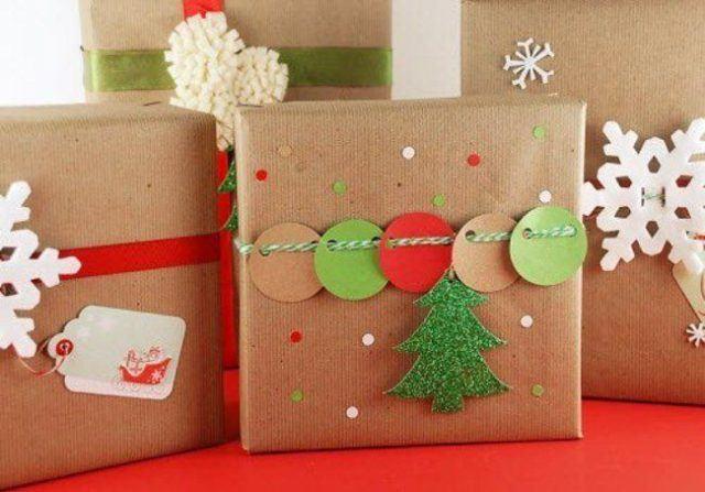 personalizar-regalos-para-navidad-con-papel-reciclado