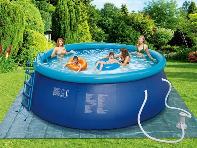 Cat logo de piscinas carrefour verano 2019 for Piscinas hinchables grandes