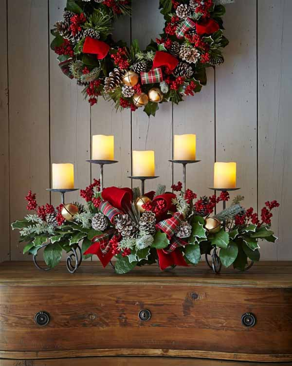 velas-de-navidad-centro-de-mesa