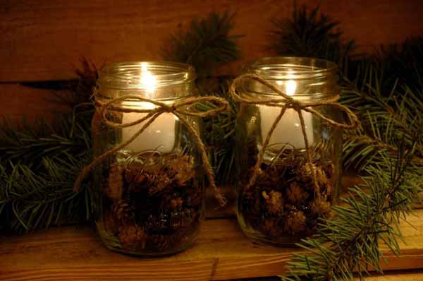 velas-de-navidad-con-lazos