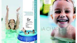 Catálogo de Piscinas Carrefour verano 2017