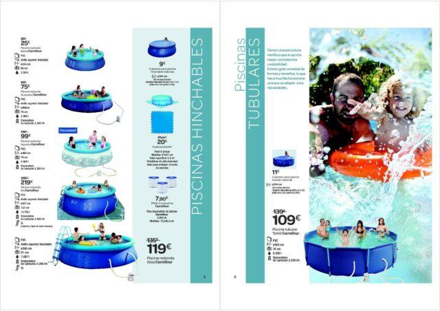 Cat logo de piscinas carrefour - Catalogo de piscinas ...