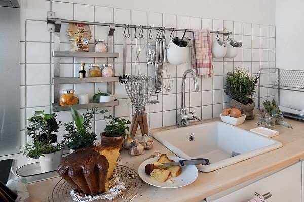 De 300 fotos cocinas modernas 2018 ideas para decorar for Cocinas muy pequenas decoracion