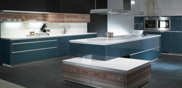 Kitchens-modern-colors-cold
