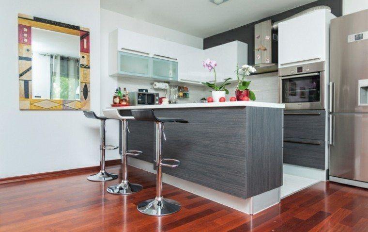 Ver Cocinas Amuebladas. Usa De Referencia Estas Fotos De Cocinas ...