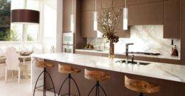 Fotos Cocinas Modernas 2018 – Ideas para decorar cocinas