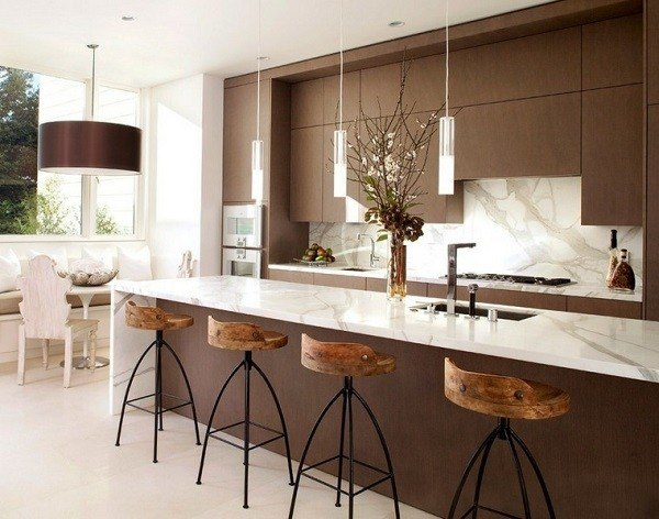 Fotos cocinas modernas 2018 ideas para decorar cocinas for Ver fotos de cocinas modernas