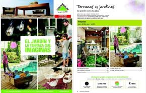 Catálogo Jardines y Terrazas de Leroy Merlín 2016