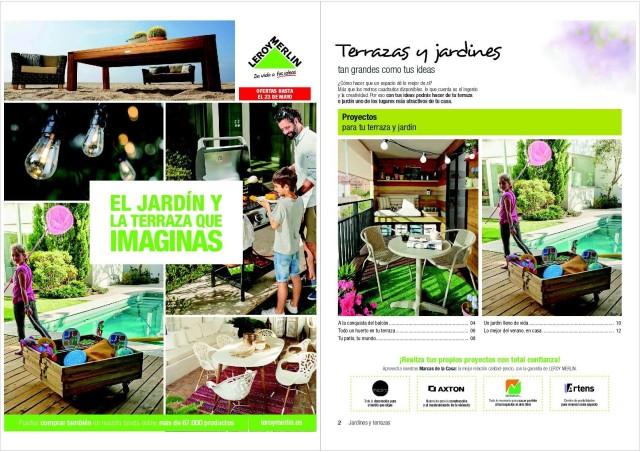 Leroy merlin catalogo productos excellent muebles de - Catalogo gran casa ...